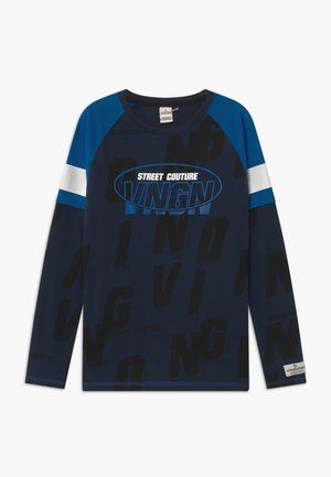 HEZRON - Longsleeve - midnight blue