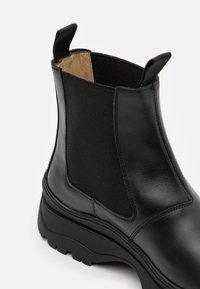 ARKET - Kotníkové boty - black - 5