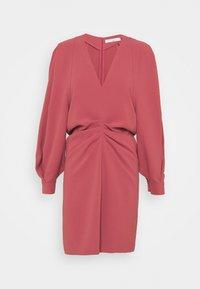 JADEN DRESS - Vestito elegante - framboise
