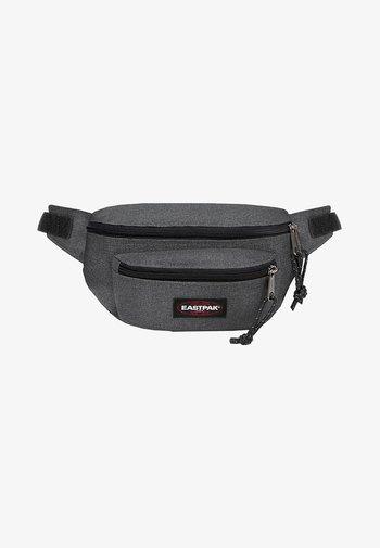 DOGGY CORE COLORS - Bum bag - black denim
