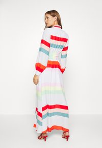 Who What Wear - BELTED DRESS - Maxi dress - multicolor - 2