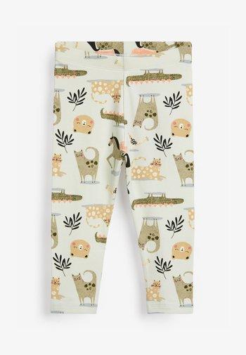 Leggings - Trousers - off-white