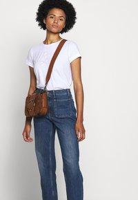 Lauren Ralph Lauren - UPTOWN - Print T-shirt - white - 4