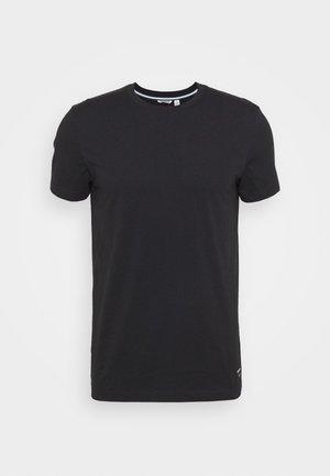 CENTRE - Basic T-shirt - black beauty