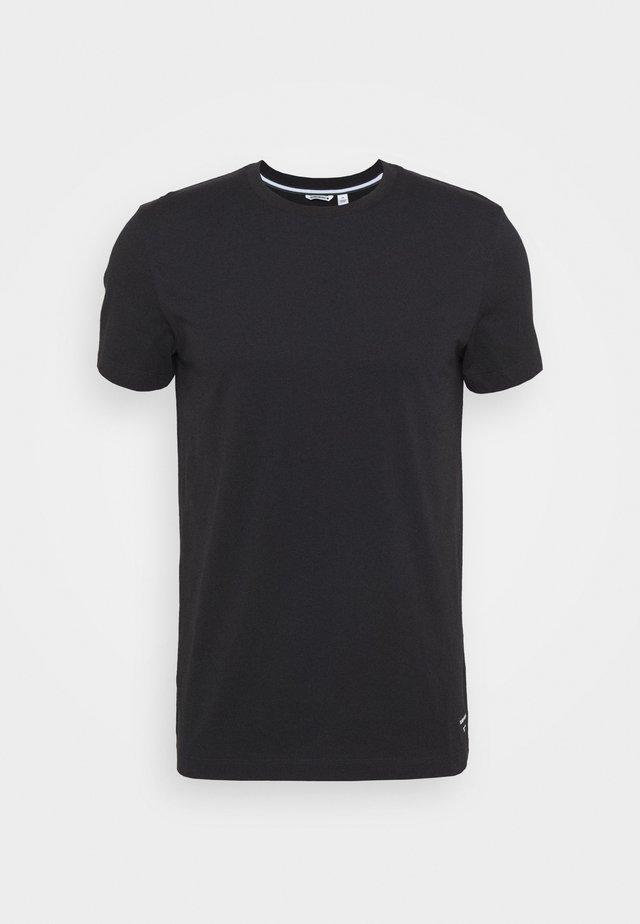 CENTRE - T-shirts - black beauty