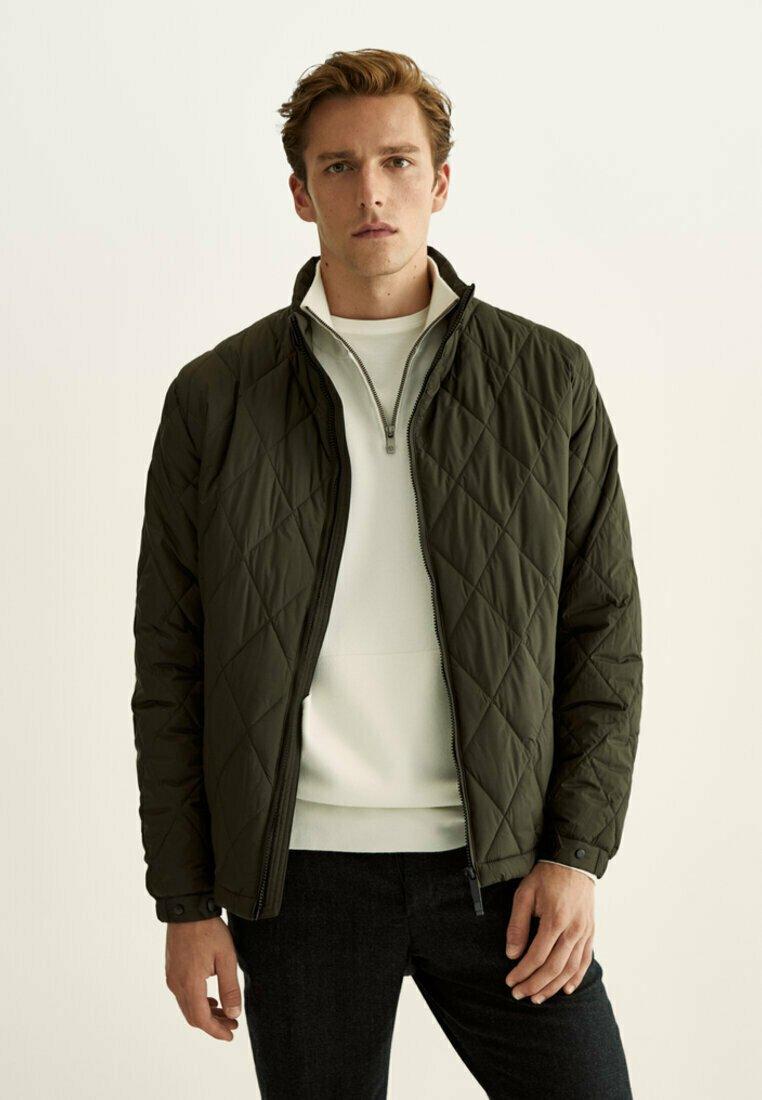 Men MIT KAPUZE - Light jacket