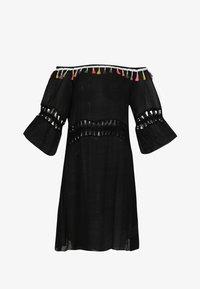 IZIA - IZIA KLEID - Day dress - schwarz - 4