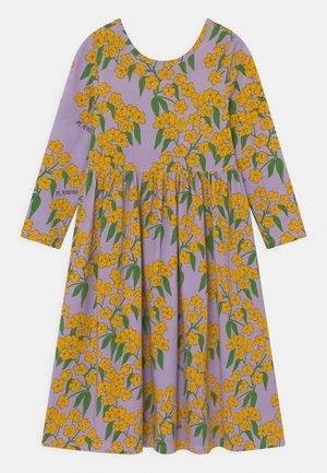 ALPINE FLOWERS DRESS - Robe en jersey - purple