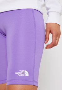 The North Face - FLEX SHORT  - Tights - pop purple - 4