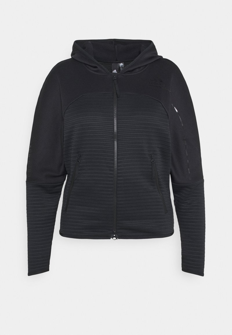 adidas Performance - Sports jacket - black