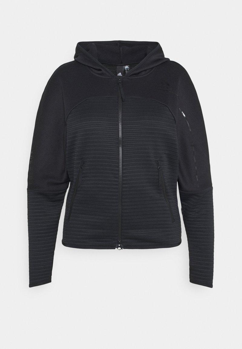 adidas Performance - Laufjacke - black