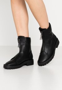 Even&Odd - Classic ankle boots - black - 0