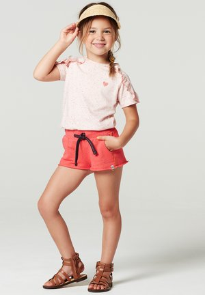 LITTLENORWAY - T-shirt print - creole pink