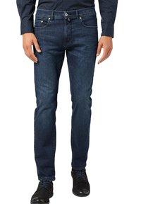 Pierre Cardin - LYON - Straight leg jeans - darkblue - 0