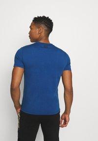 Antony Morato - SLIM FIT WITH LOGO - Camiseta estampada - cobalto scuro - 2