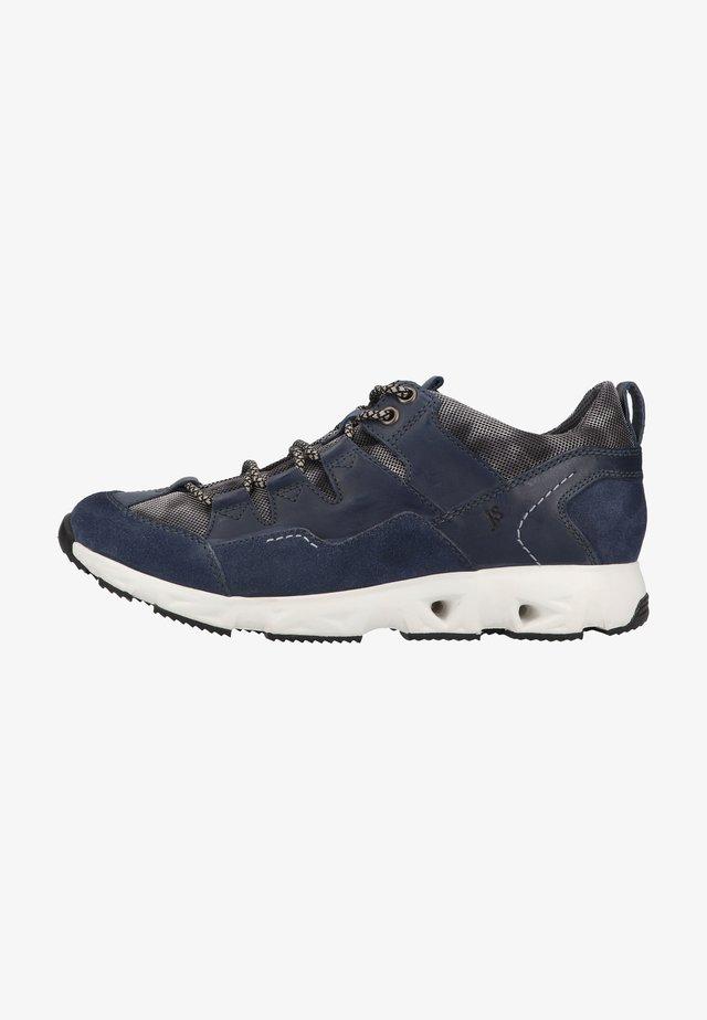 Sneakers laag - dunkelblau-kombi