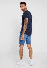 Lee - RIDER  - Denim shorts - jaded - 2