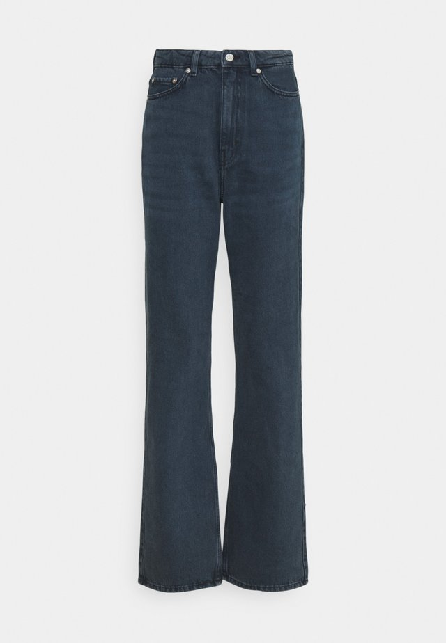 ROWE - Straight leg jeans - river black
