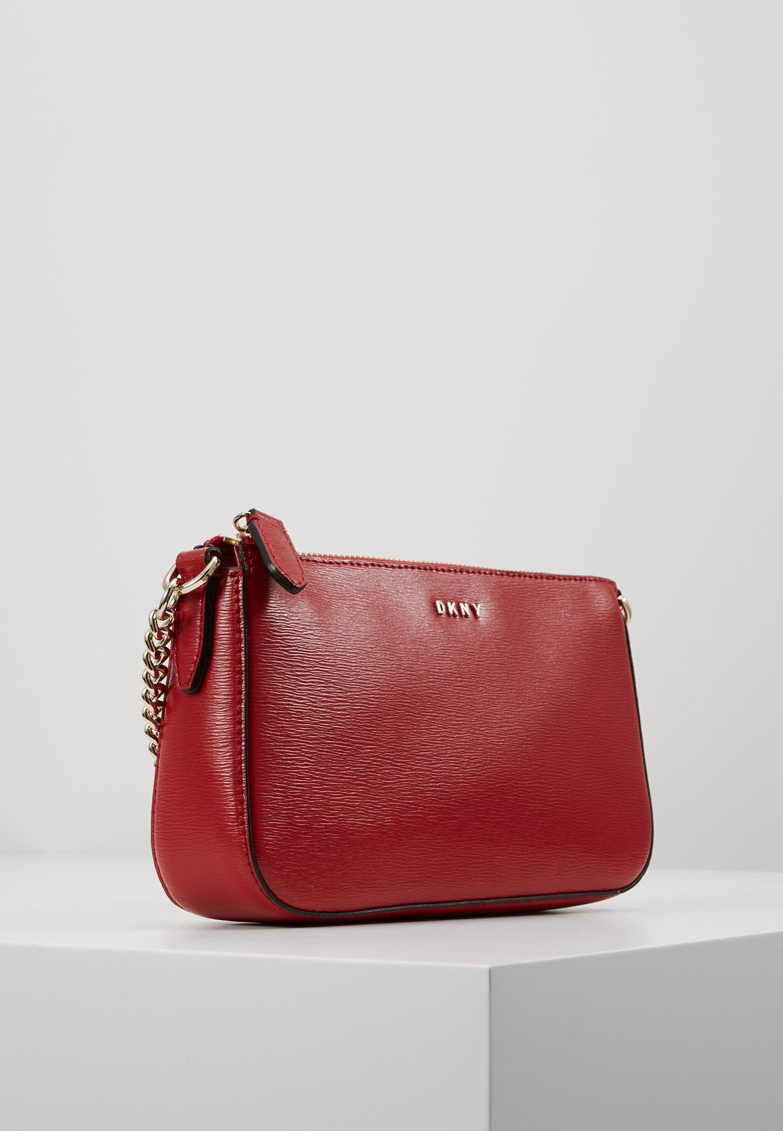 Dkny Sutton Demi Xbody - Handtasche Bright Red/rot