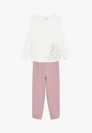 BUNNY - Pyžamová sada - roze