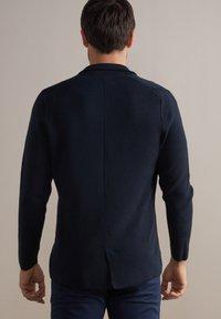 Falconeri - Blazer jacket - blu navy - 2