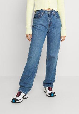 LOW PRO - Jeansy Straight Leg - charlie finsta