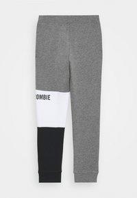 Abercrombie & Fitch - LOGO JOGGER - Teplákové kalhoty - grey - 1