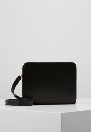 GALAX ECHO EVENING BAG - Torba na ramię - black