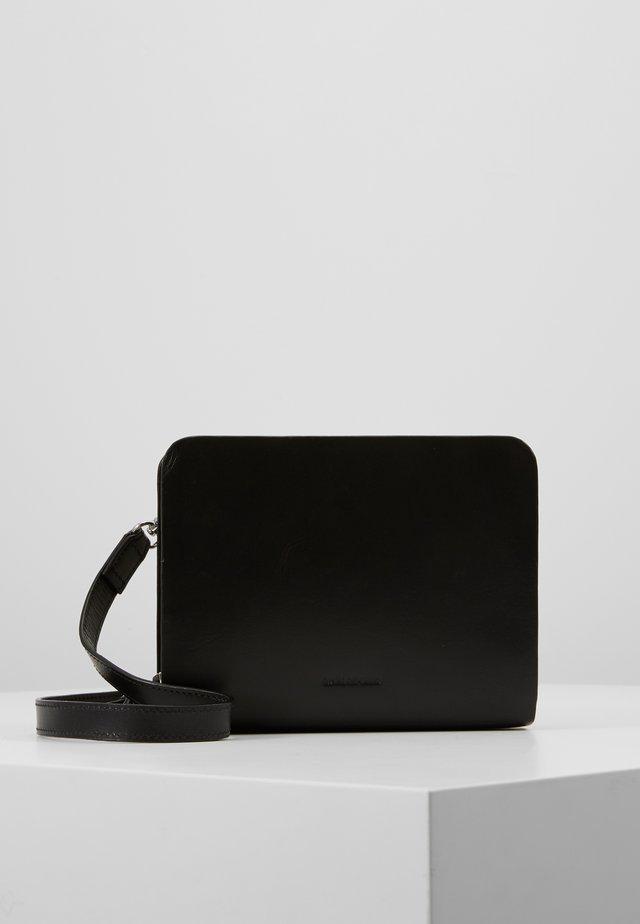 GALAX ECHO EVENING BAG - Across body bag - black