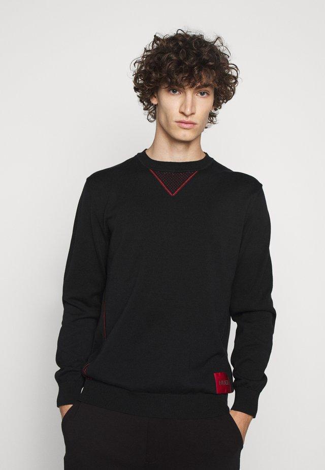 SDORITO - Pullover - black