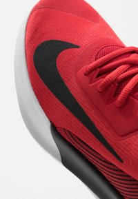 Nike Performance - PRECISION 4 - Basketball shoes - university red/black/white