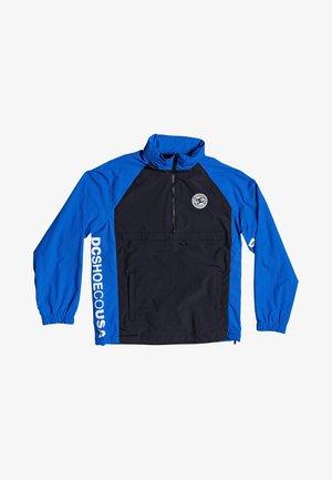 DC SHOES™ MITFORD - TRAININGSJACKE MIT HALBREISSVERSCHLUSS FÜR MÄ - Training jacket - black