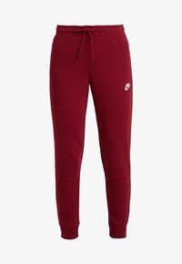 Nike Sportswear - PANT TIGHT - Tracksuit bottoms -  red - 4