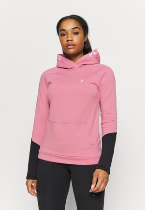 RIDER HOOD - Sweatshirt - frosty rose
