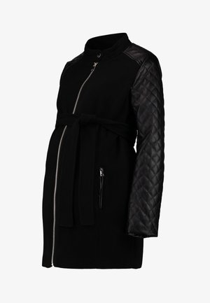 MLNILAH COAT - Krátký kabát - black