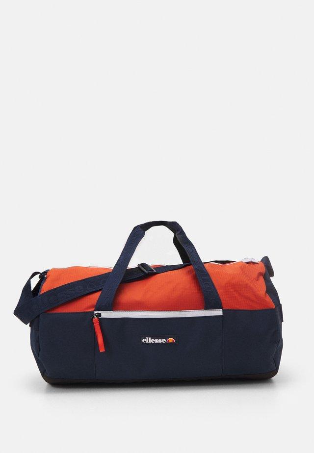 WALONA BARREL BAG UNISEX - Sportovní taška - navy