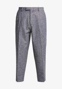 Twisted Tailor - DOORS TROUSER - Pantalones - blue - 4