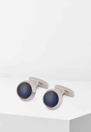 HARPER - Cufflinks - blue