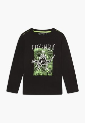 KIDS DINOSAUR - Long sleeved top - black