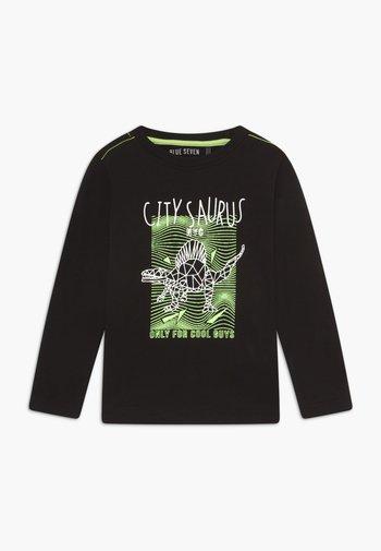 KIDS DINOSAUR - Langarmshirt - black