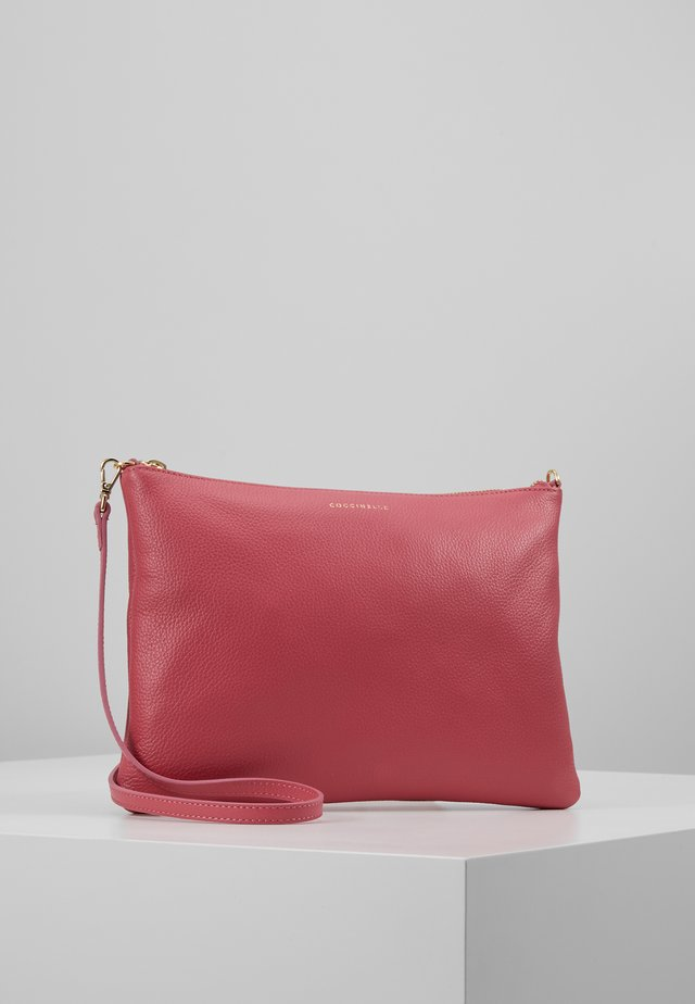 BEST CROSSBODY SOFT - Pikkulaukku - bouganville