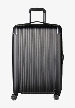 BARBARA  - Wheeled suitcase - black