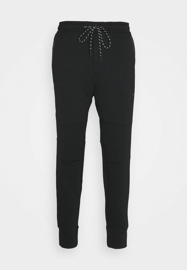 MANCHEGO TAPED JOGGER PANT - Tracksuit bottoms - black