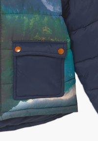 Desigual - CHAQ MOUNTAIN - Winter jacket - blue - 4