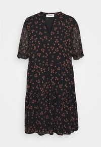 Modström - ERICA PRINT DRESS - Day dress - black - 4