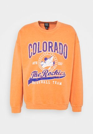 COLORADO UNISEX - Sweater - orange