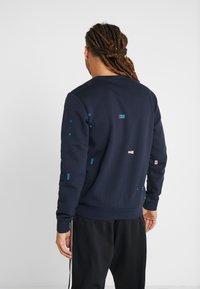 adidas Performance - CREW - Sweatshirt - dark blue - 2