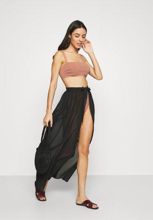 DIVE BANDEAU BRA - Bikini top - bronze