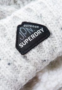 Superdry - GRACIE  - Berretto - winter white tweed - 2
