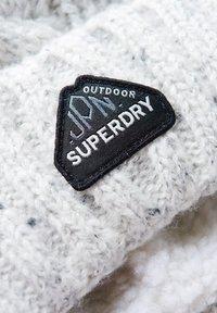 Superdry - GRACIE  - Beanie - winter white tweed - 2